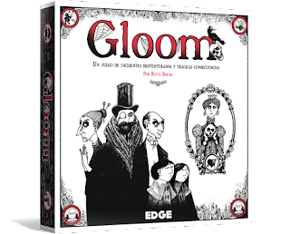 "Review de ""Gloom"", de Edge."