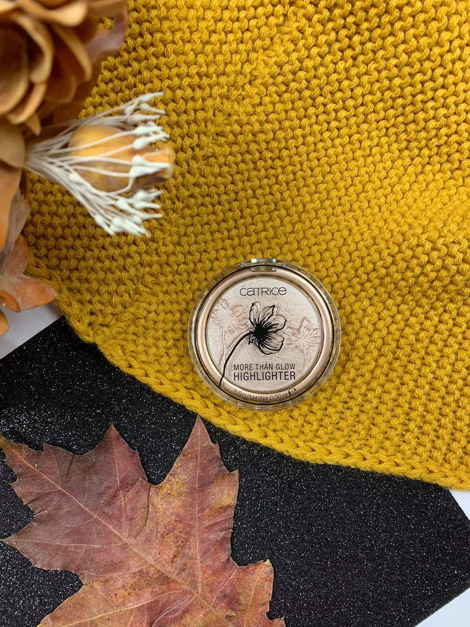 Jesienno -zimowe nowości marki Catrice