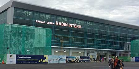 Cara Menghubungi Bandar Udara Internasional Radin Inten II Lampung