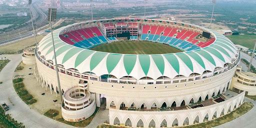 Ekana International Cricket Stadium, Lucknow, India
