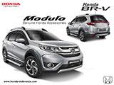 Aksesoris Honda BRV Bandung 2016