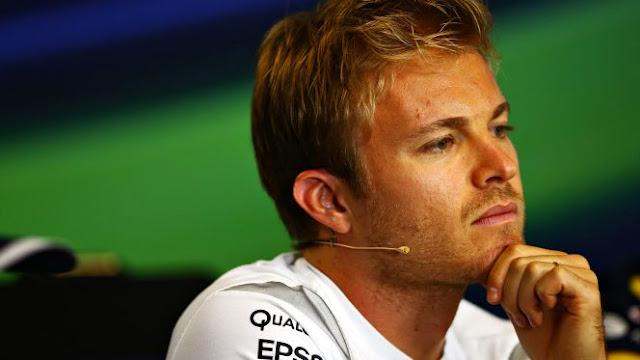 Kehilangan Posisi Puncak, Rosberg : Saya Tak Mengitung Poin