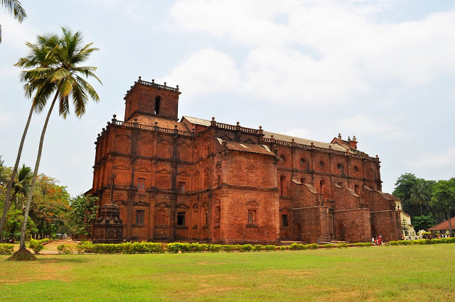 UNESCO World Heritage Sites, Bom Jesus Church Old Goa