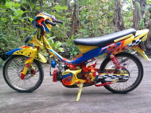 referensi modifikasi motor f1zr