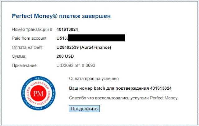 aura4.finance hyip