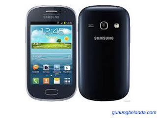 Cara Flashing Samsung Galaxy Fame GT-S6810M