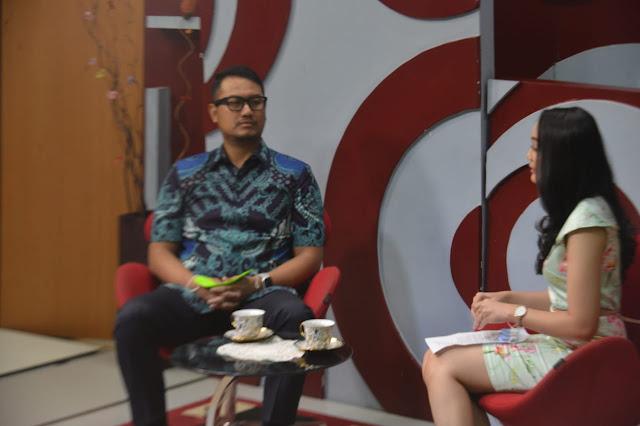 Bupati ASA Tampil di Talkshow Kompas TV, Ini yang Dibahas