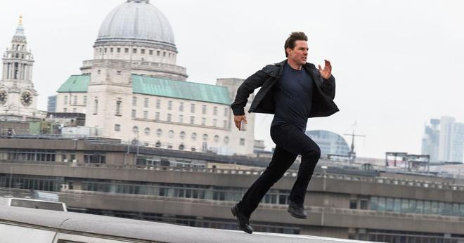 Tom Cruise không muốn chạy cùng bạn diễn