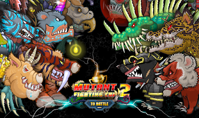 MUTANT FIGHTING CUP 2 (MOD, UNLIMITED MONEY/RESOURCE) APK DOWNLOAD