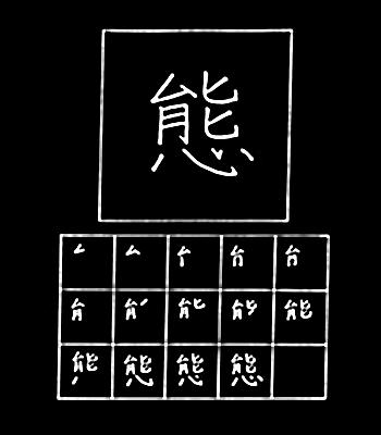 kanji state
