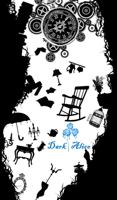 PUABI(Dark Ailce)(BLUE)