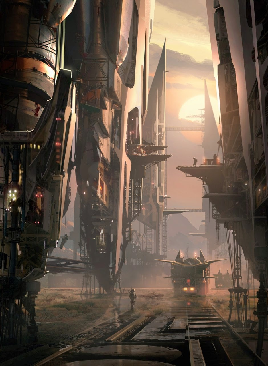 11-Mining-on-Gliese-Raphael-Lacoste-Matte-Paintings-and-Concept-Worlds