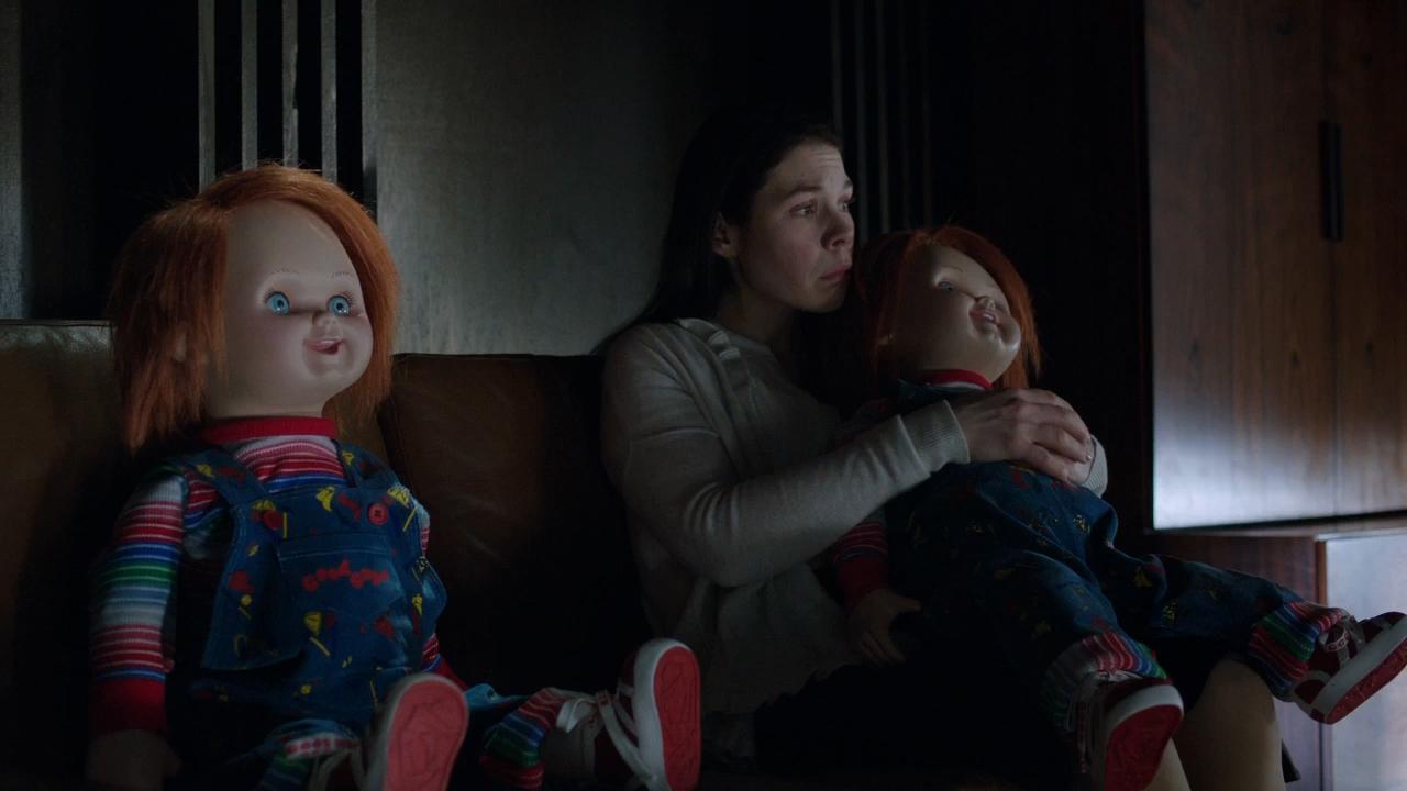 El Culto de Chucky (2017) UNRATED 720p Latino - Ingles captura 3