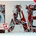 خطوط  3D روعة للتحميل Shattered 3d Font