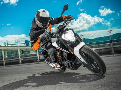 KTM 250 Duke 2017 font profile hd image