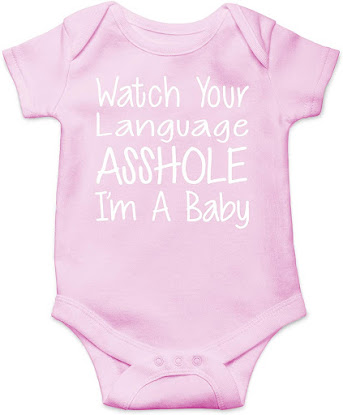 Funny Baby Girl Clothes