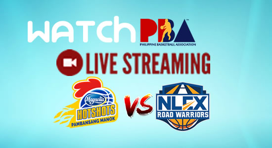 Livestream List: Magnolia vs NLEX game live streaming March 10, 2018 PBA Philippine Cup SEMIS Game 1
