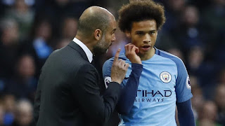 Bayern Munich seal a £55million move for Manchester City attacker Leroy Sane