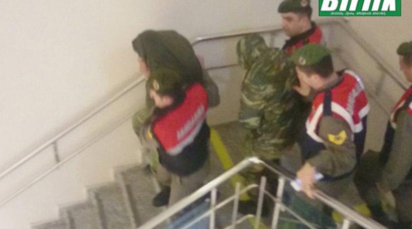 Αδριανούπολη: Τι υποστήριξαν στην απολογία τους οι Έλληνες στρατιωτικοί