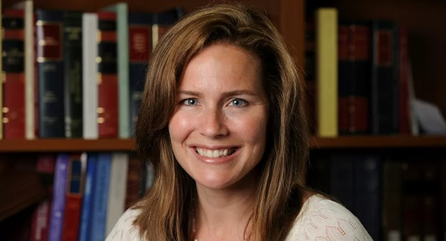 Politics : President Donald Trump will nominate Judge Amy Coney Barrett to fill the seat of J.ce Ruth Bader Ginsburg