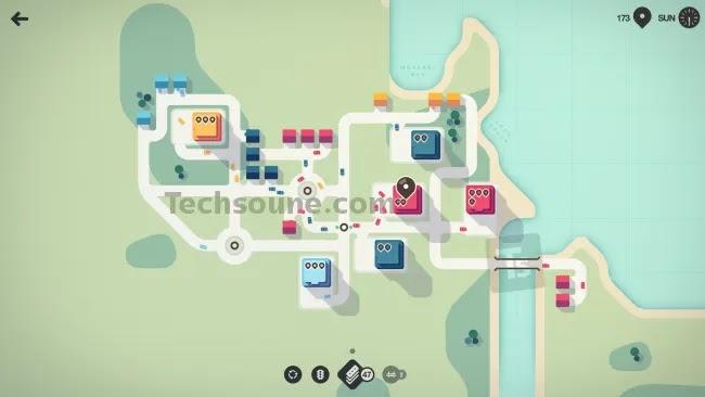 MINI MOTORWAYS صور لعبة 1