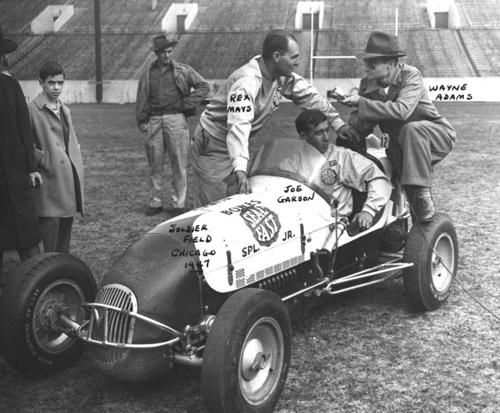 History iowa midget racing