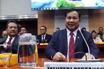 Prabowo: Indonesia Mampu Buat Propelan Peluru-Roket