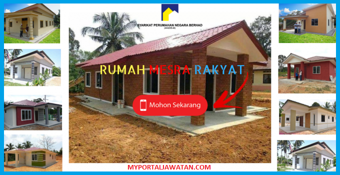 Permohonan Online Rumah Mesra Rakyat 2020 My Portal Jawatan