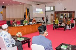 Gubernur NTB Bahas Omnibus Law dengan Masyarakat