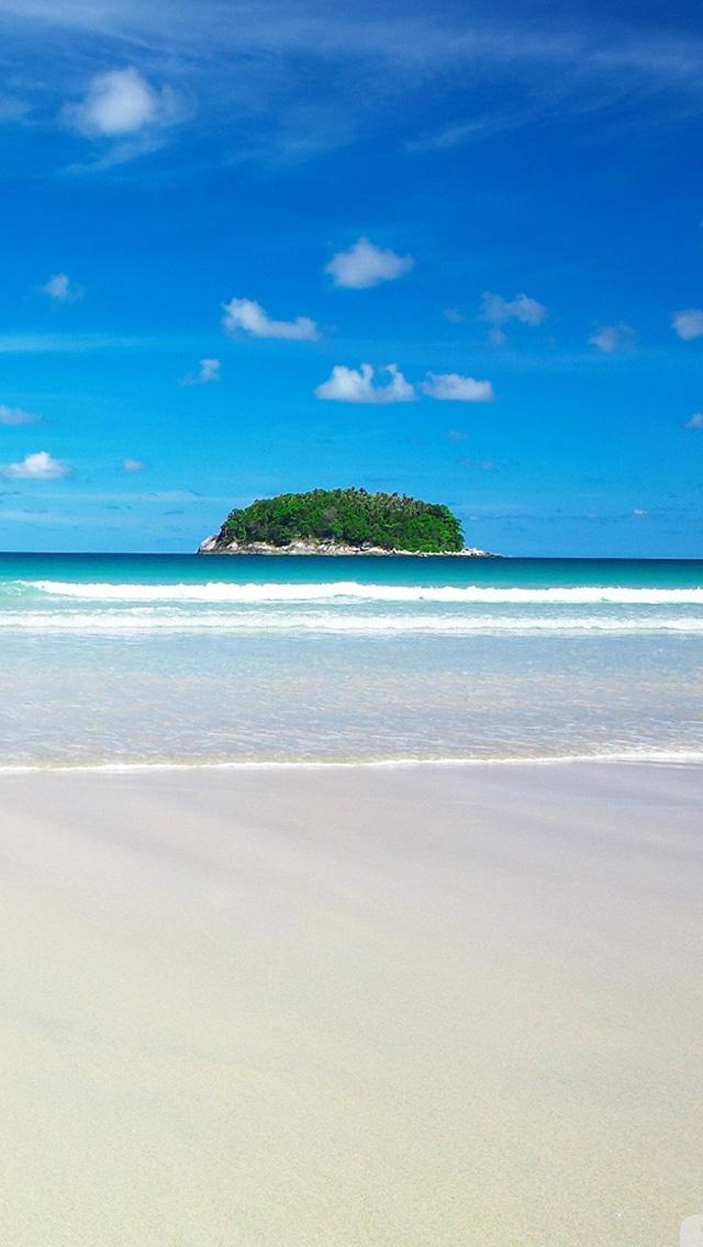 Beach Island: Free Download Beautiful Tropical
