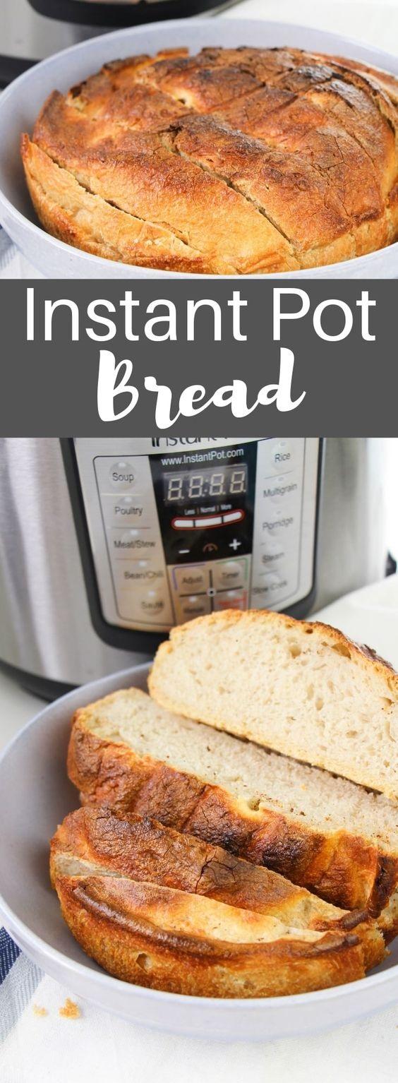 Instant Pot Bread
