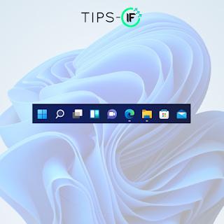 Cara Hide Taskbar Windows 11