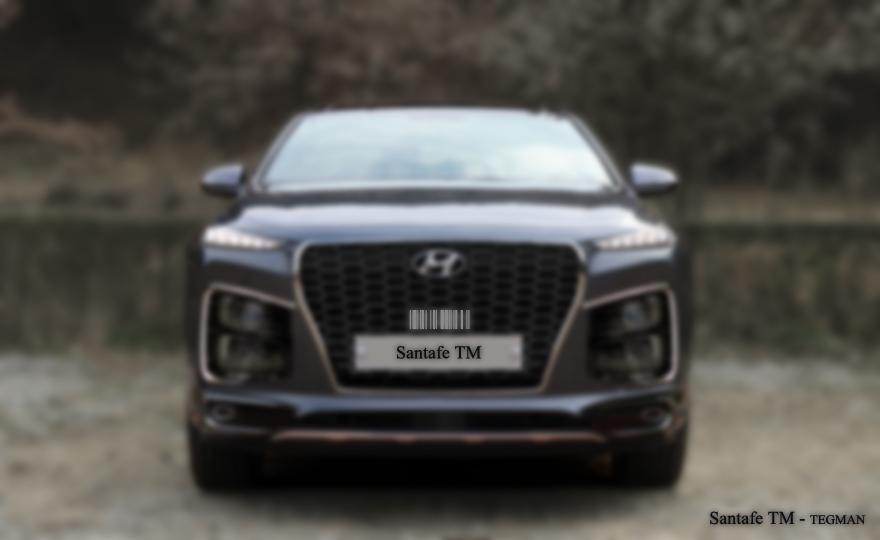 Hyundai Santafe Đời Mới Nhất Model 2019