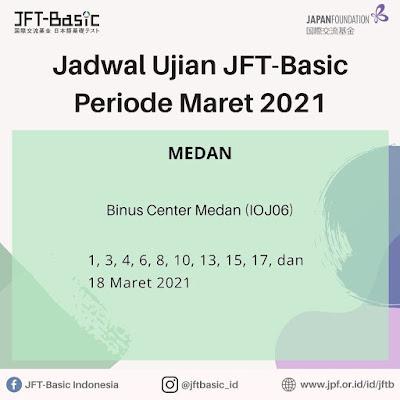JFT Basic Medan