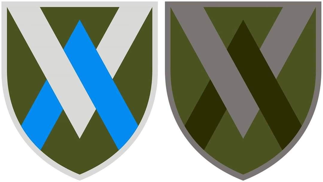 нарукавна емблема 11-ї окремої бригади армійської авіації Херсон А1604