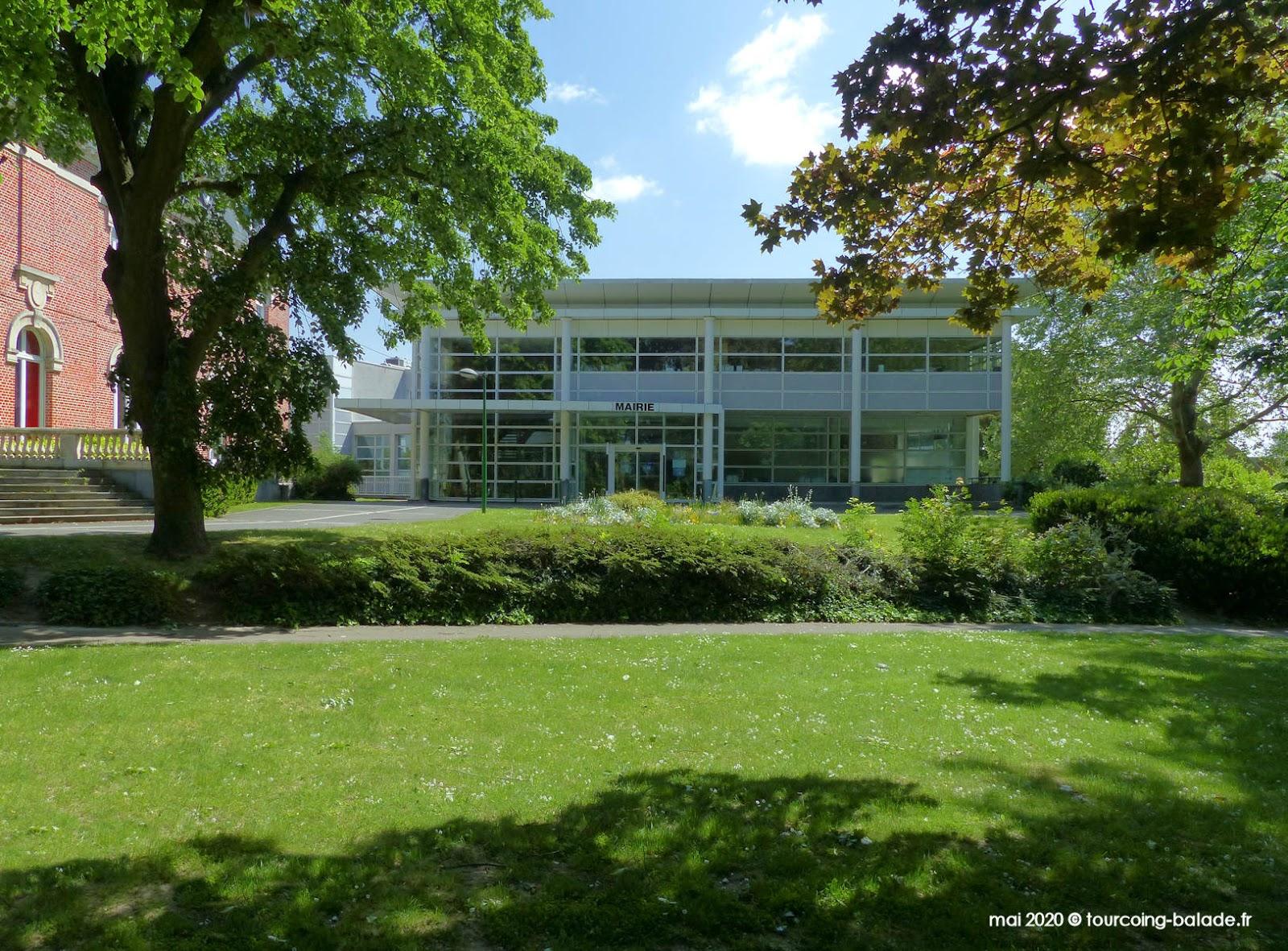 Parc Mairie de Mouvaux, 2020