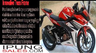 spesifikasi Honda cbr150r Facelift