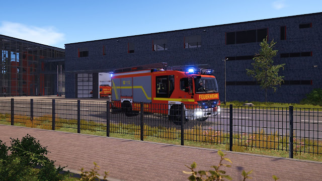 Emergency Call 112 - The Fire Fighting Simulation 2 PC