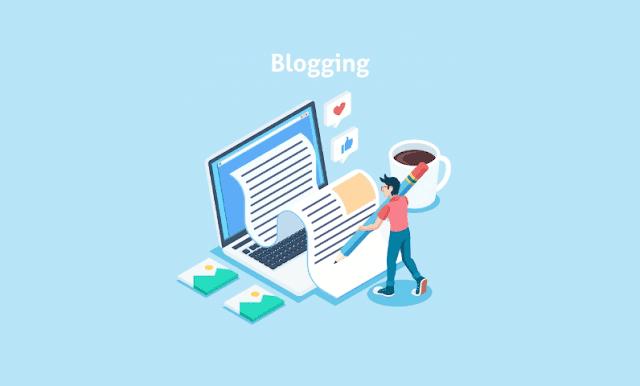 Memanfaatkan domain untuk bisnis - blog personal