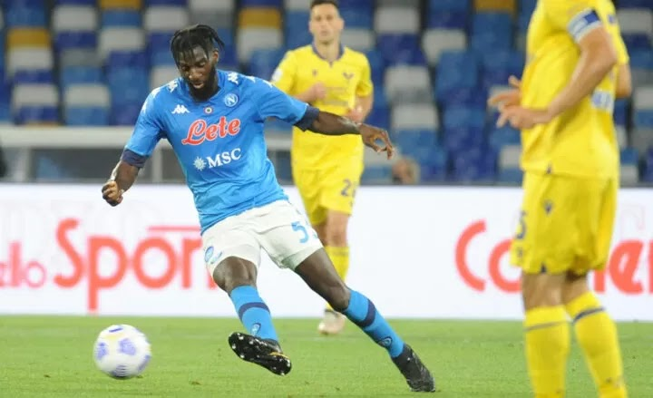 Milan in direct talks with Chelsea's Bakayoko