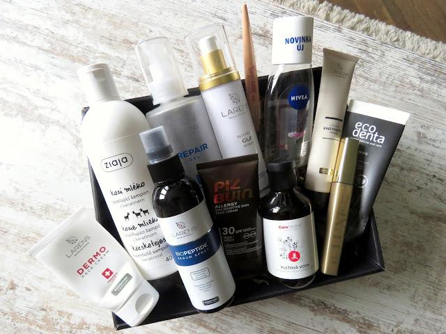 Spotrebovana kozmetika recenzie