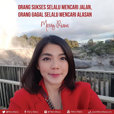 Tips Jadi Motivator Menurut Merry Riana