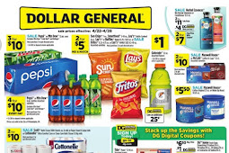 Dollar General Weekly Ad September 19 - 25, 2018
