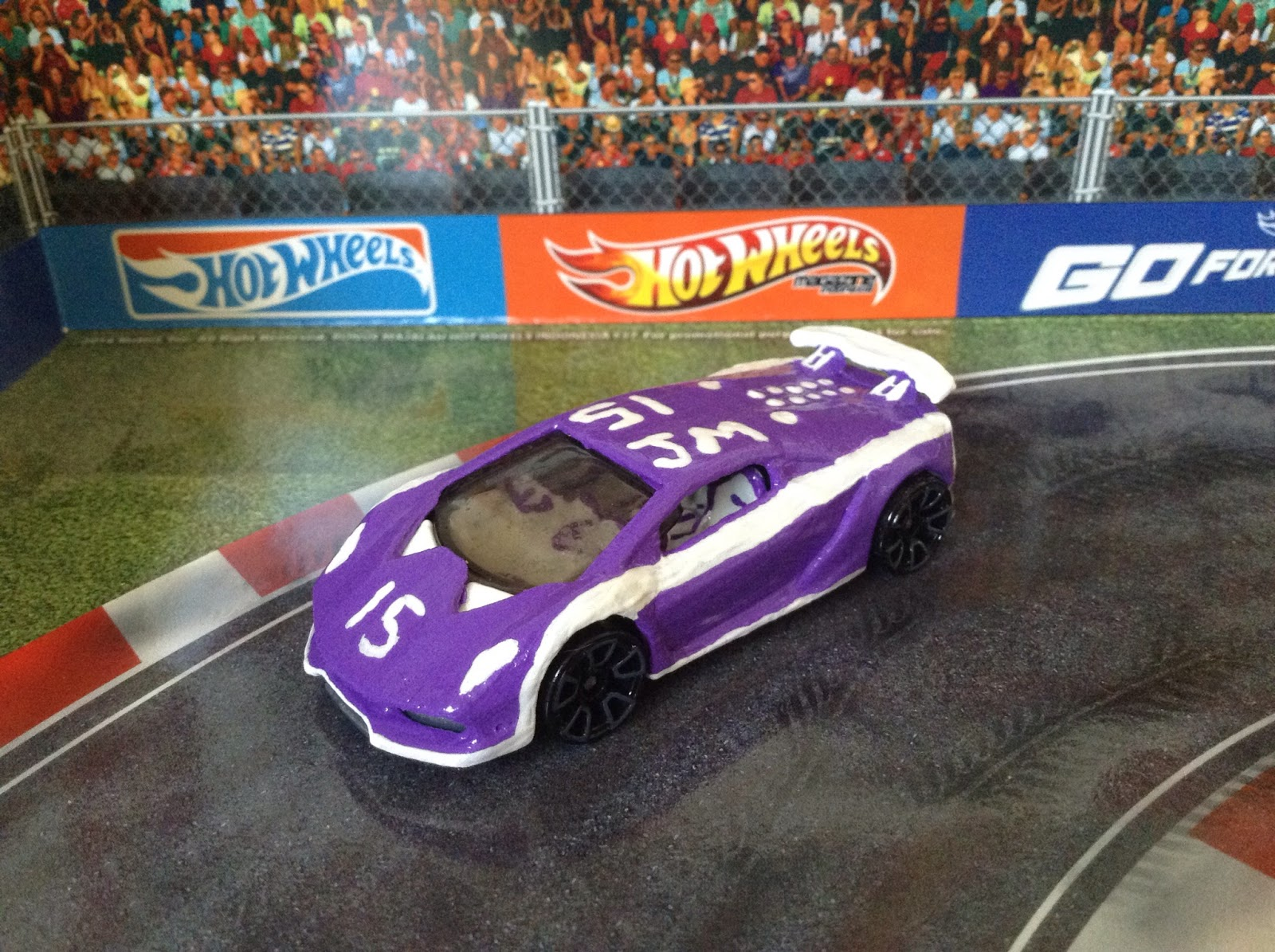 Julian S Hot Wheels Blog Personally Customized Lamborghini Sesto