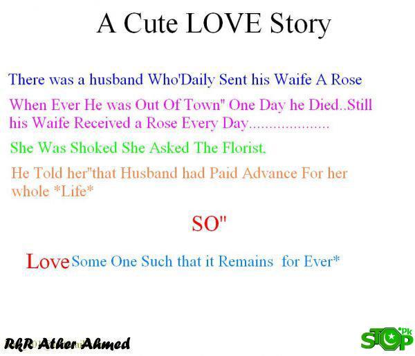 sipemiliksepatukaca: > Our Love Story