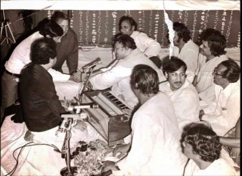 Haq Ali Ali Maula Ali Ali Lyrics and Mp3 Download - Nusrat