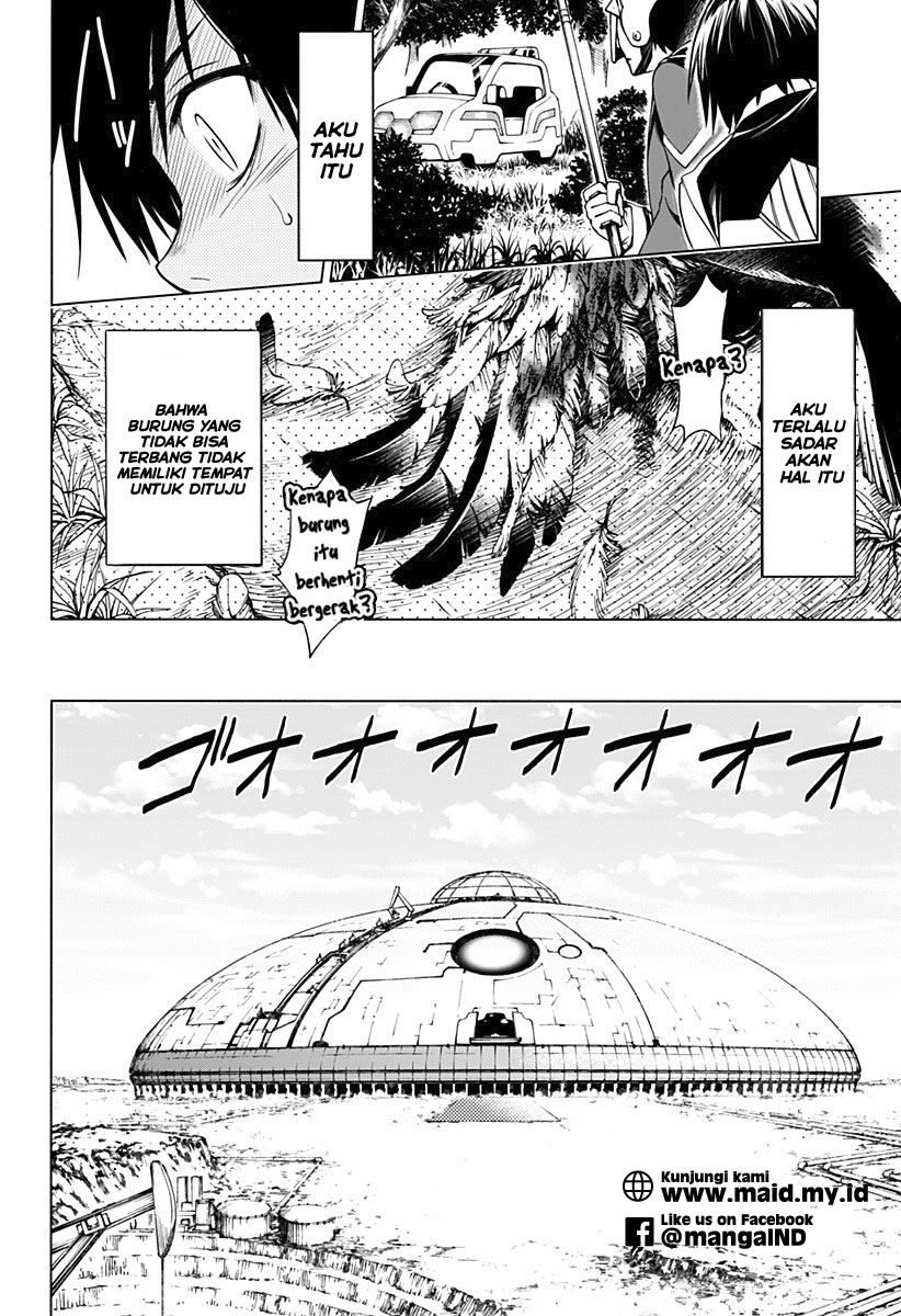 Baca Manga Darling In The FranXX Chapter 1 Bahasa Indonesia