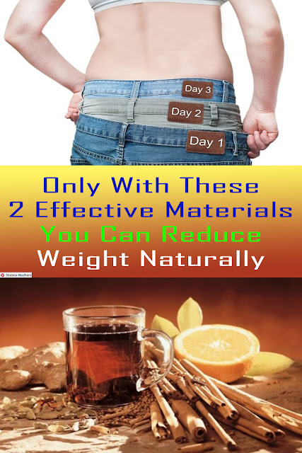 Nectar and Cinnamon for Weight Loss #Health #Remedies