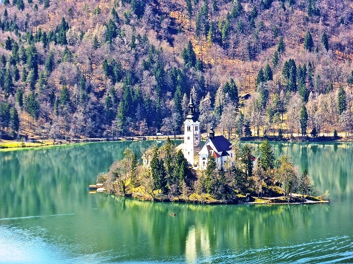 Lake Bled - The Natural Beauty of Slovenia