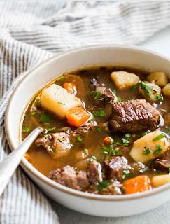 Irish Beef Stew Recipe